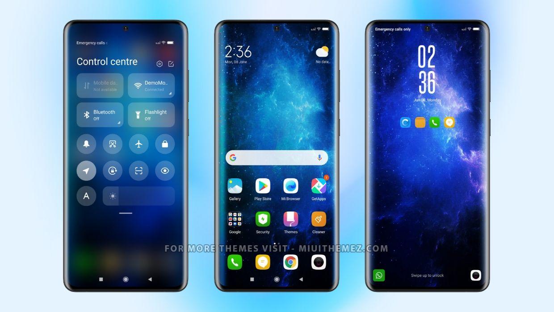 Mi 10 2020 Theme for Xiaomi Devices