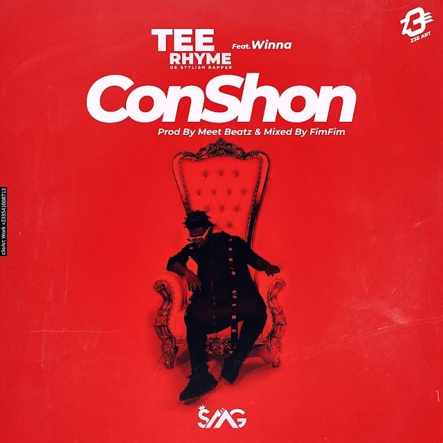 Tee Rhyme Feat. Winna - ConShon.