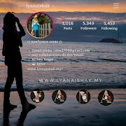 Tutorial Edit Gambar Ala-Ala Background Instagram