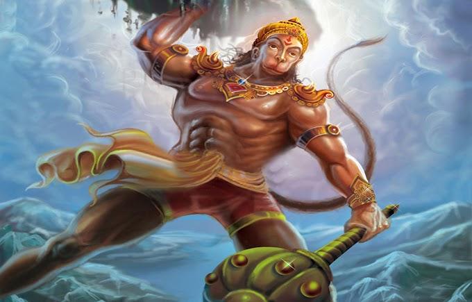 क्या त्रेतायुग में हनुमान ने वर्महोल द्वारा लंका यात्रा किया था?
