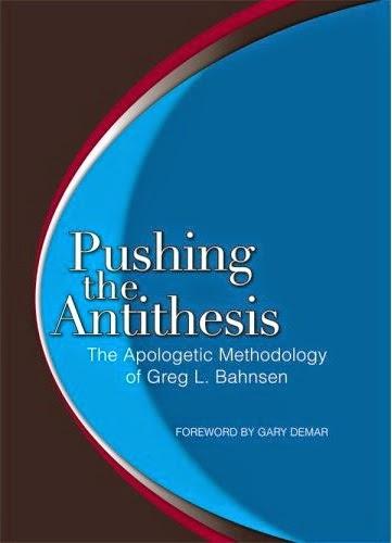 Greg bahnsen on the antithesis