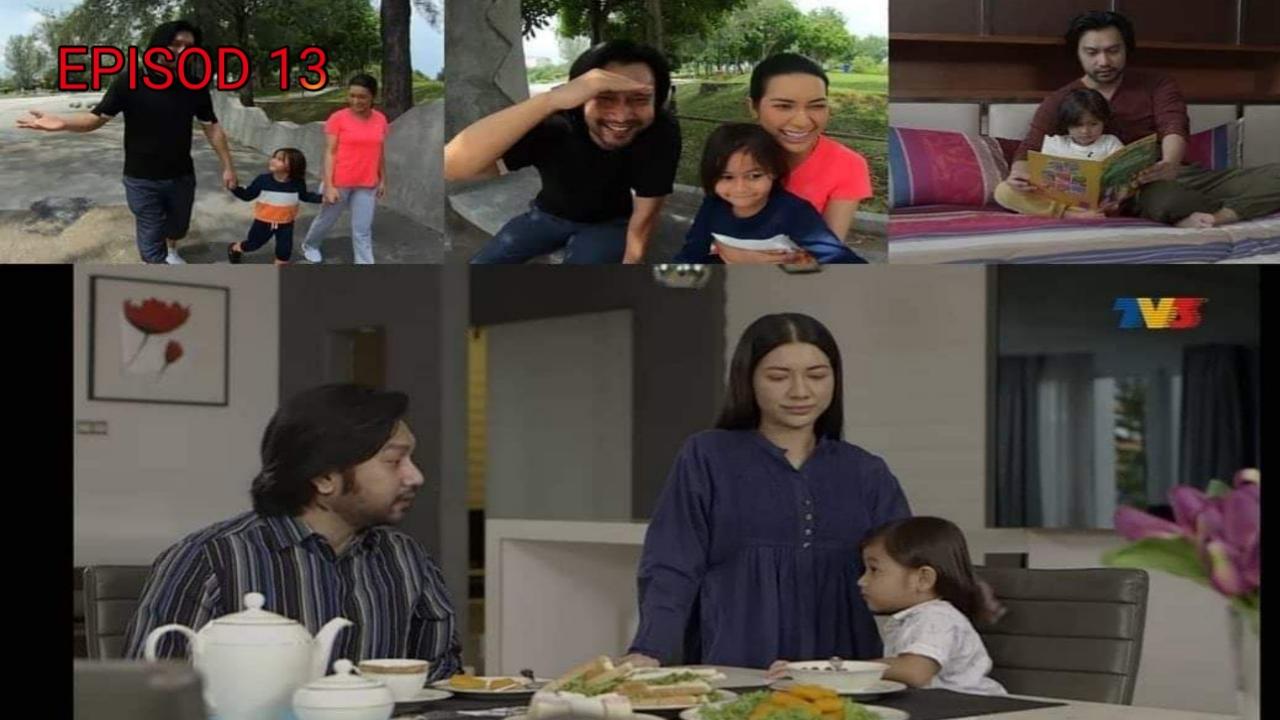 Tonton Drama Beri Sedikit Waktu Episod 13 (TV3)
