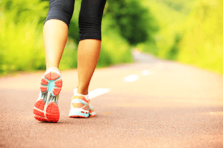 رياضة المشي وفوائدها