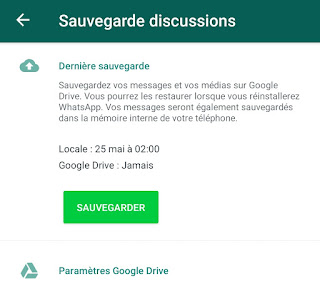 Transférer des conversations WhatsApp d'Android vers iPhone ou vice versa 2020-2021