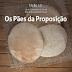 Lição 12 - Os Pães da Proposição