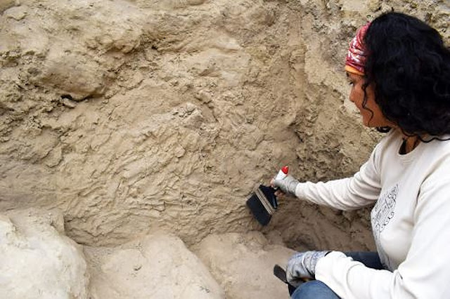 5,000-year-old pyramid-like structure found in northern Peru