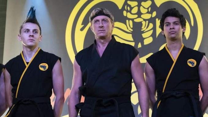 RUMOR TERRORIFICO: Jayden Smith podría incorporarse a Cobra Kai