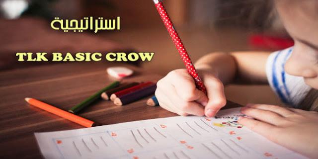 تجربتي باستخدام استراتيجية TLK BASIC CROW في تدريس الرياضيات