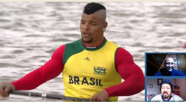 Entre os melhores do mundo, atletas Fernando Rufino e Giovane foram classificados para as Paralimpíadas de Tóquio