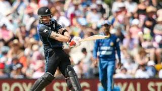 New Zealand vs Sri Lanka 1st ODI 2015 Highlights