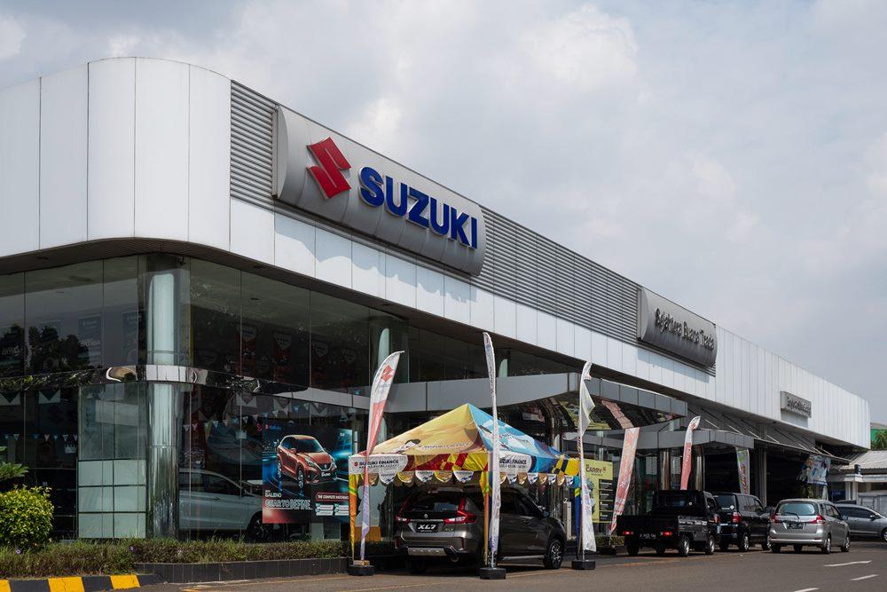 Suzuki Dukung PPKM Mikro Darurat dengan Optimalkan Layanan Online