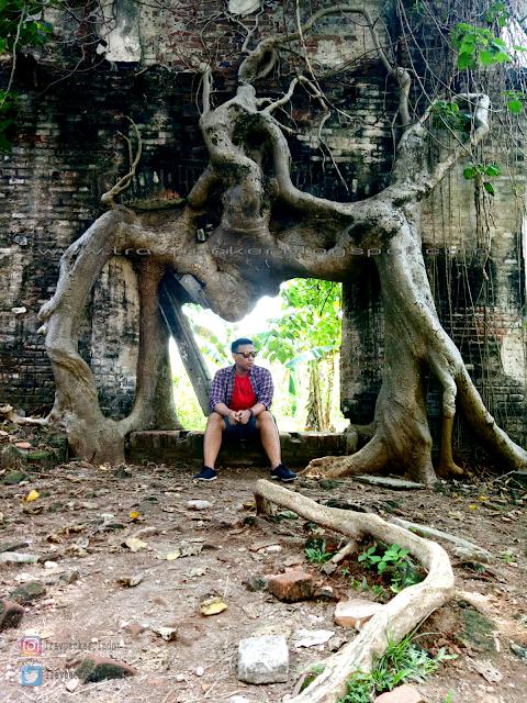 Benteng pendem van den bosch kabupaten ngawi