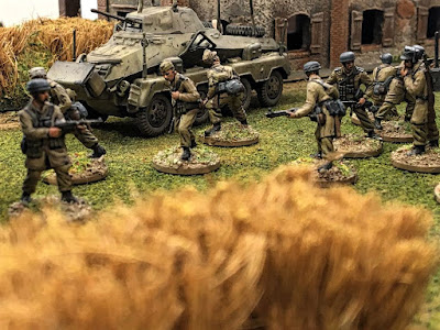 WWII German Army 1/72 part one