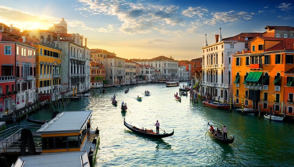 Cómo lograron los romanos construir Venecia en el fango