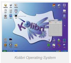 Kolibri operating system (Kolibri OS)