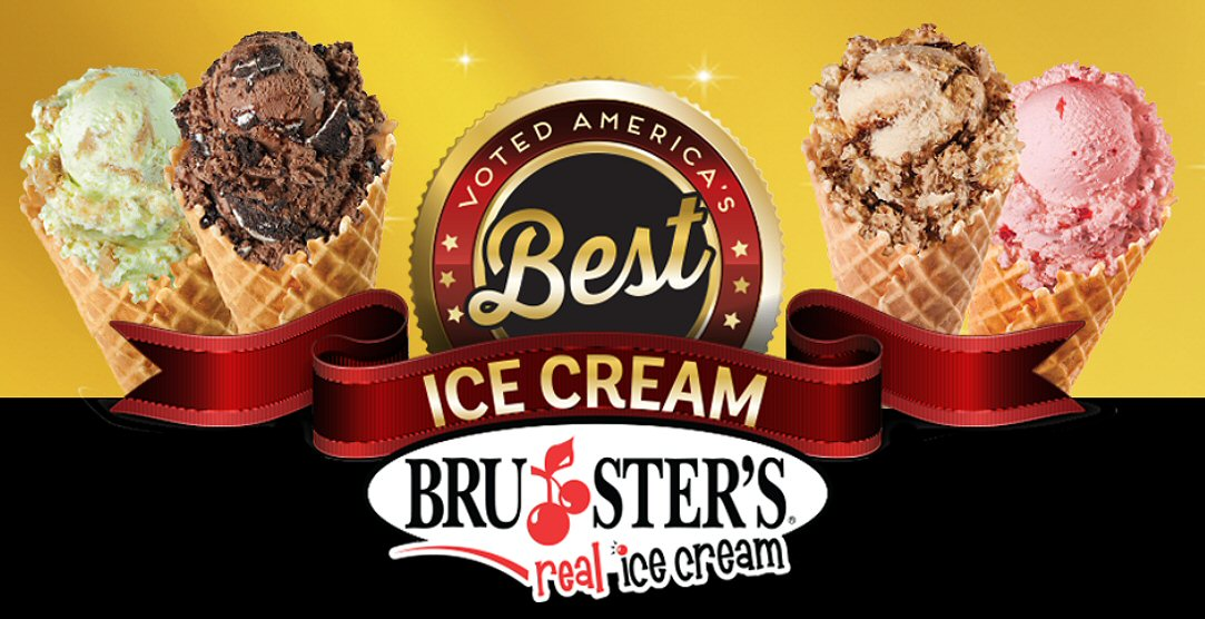 Bruster's Real Ice Cream, Tallahassee We Bruster's people are a funny folk. We see things a bit differently than the average Joe, and our love of ice cream sometimes take us into creative territories.