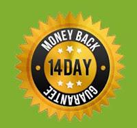 ebook 14 days money back guarantee logo