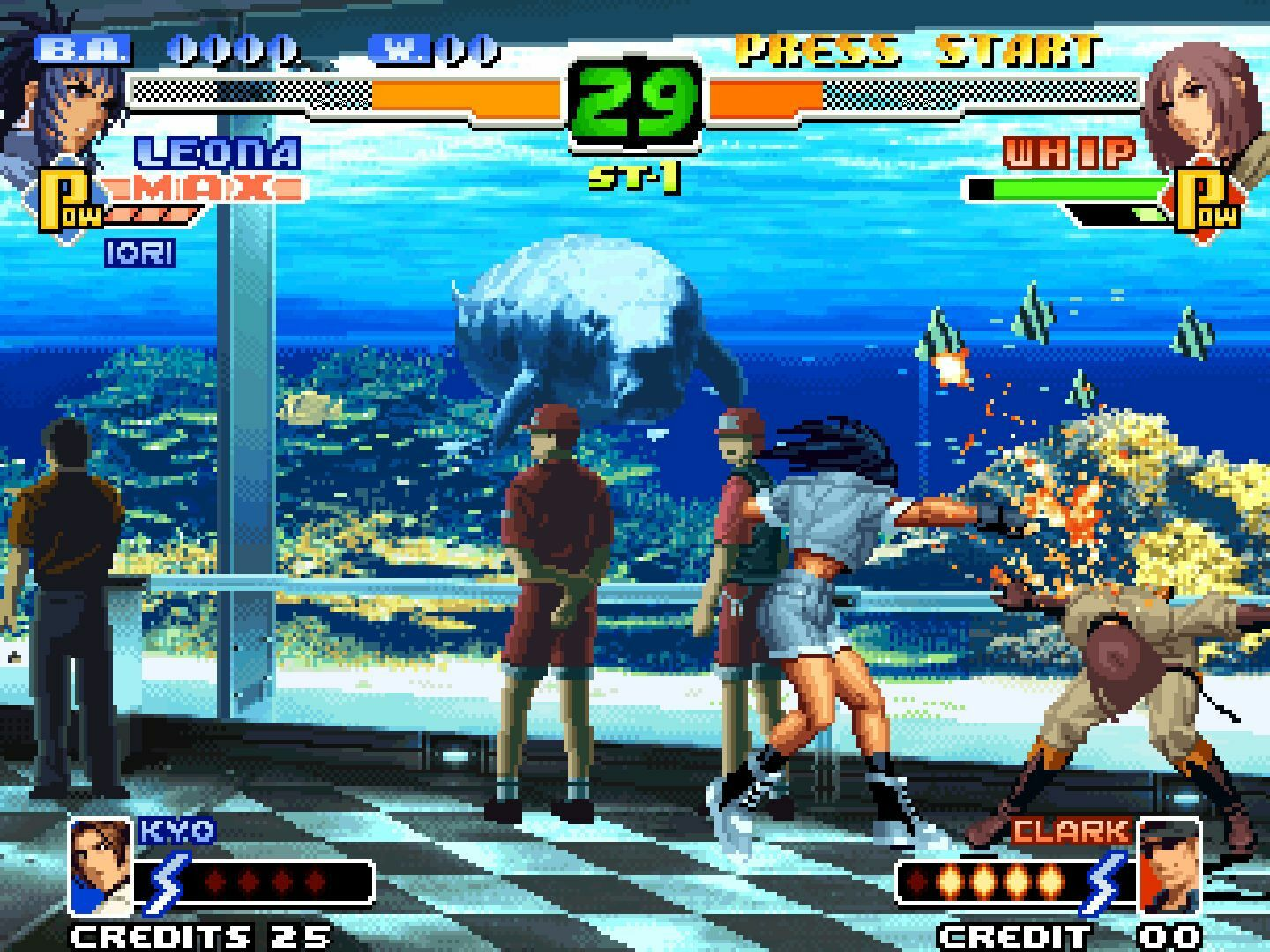 the-king-of-fighters-2000-pc-screenshot-1