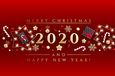 Happy New Year 2020 Images for Facebook Cover Photo