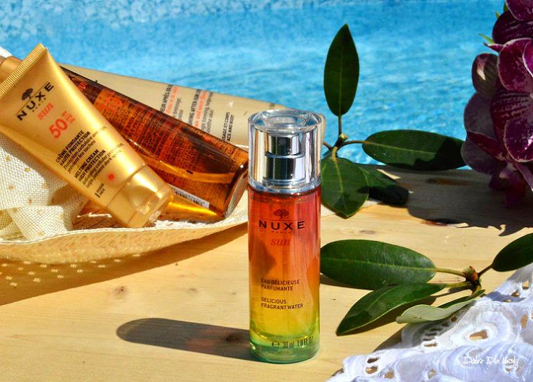 Cudowna woda zapachowa Nuxe Sun  recenzja