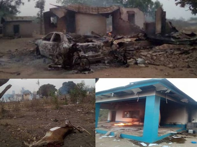 Yoruba Youths Have Driven Me, Wife, Children Out Of Our Home, Burnt Our House, 11 Cars – Oyo Seriki Fulani