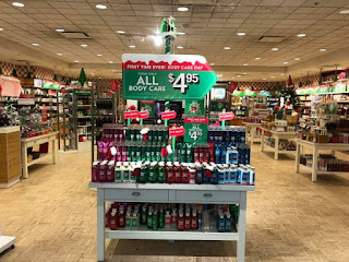 Bath & Body Works | First Time Ever! All Body Care Day Sale - Saturday, December 14, 2019