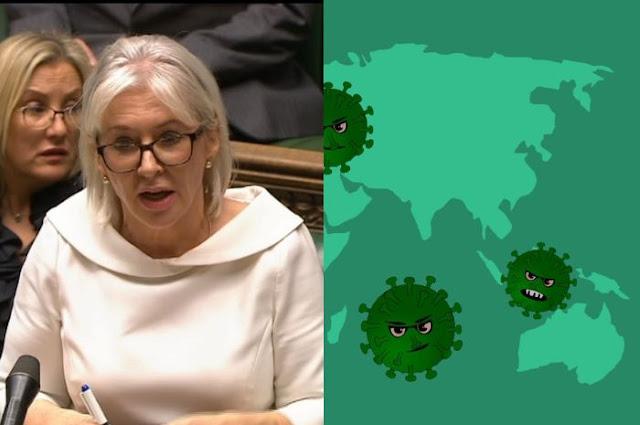 Sembuh dari Virus Corona, Menteri Kesehatan Inggris Kehilangan Kemampuan 2 Pancaindra