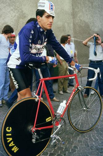 Miguel Indurain Before The Big Mig Era