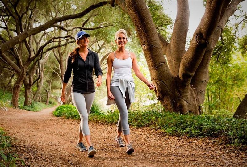 Günde 30 dakika yürümek iyileştiriyor