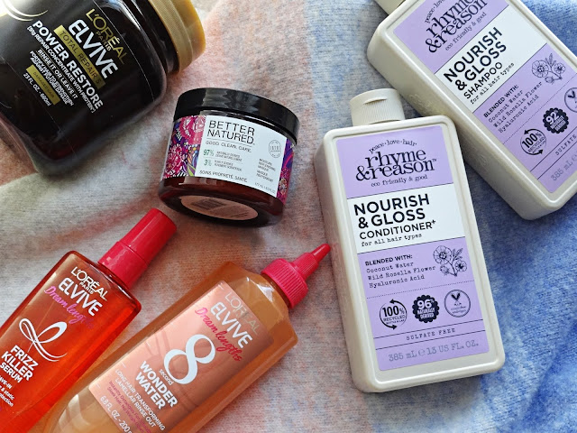 Haircare Finds Under $25 From L'Oreal, Rhyme & Reason And Better Natured