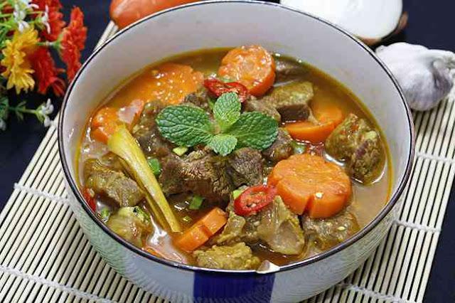 Công thức nấu bò kho ngon đúng điệu chuẩn vị tại nhà
