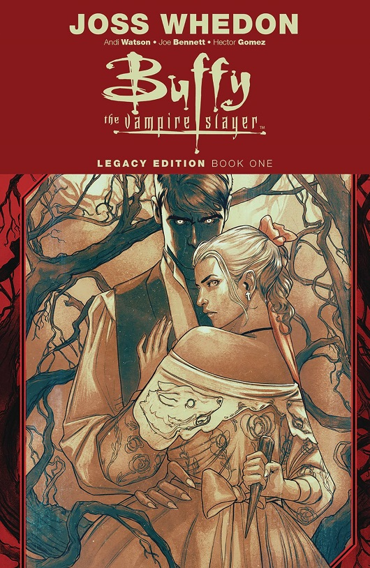 Cover of Buffy TVS Legacy Edition Tp