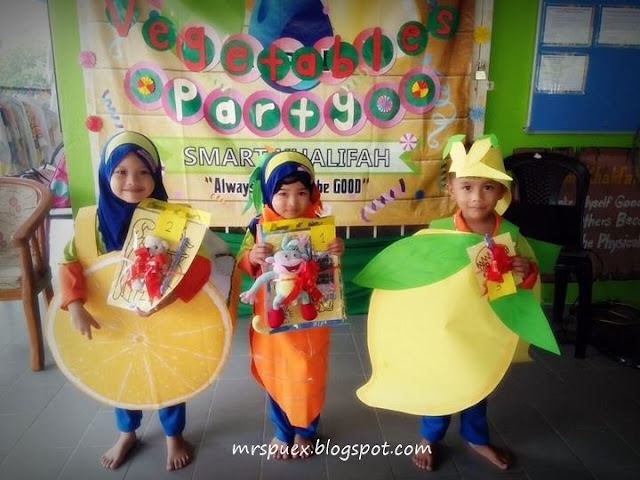 fruits costume party