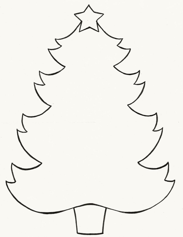 Origami Christmas Tree Paper Template Paper Origami Guide
