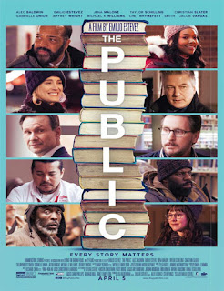 The Public (2018) | DVDRip Latino HD GoogleDrive 1 Link