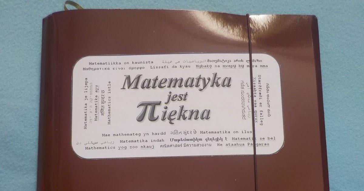 Karolowo Frankowa Mama Matematyka Lapbook