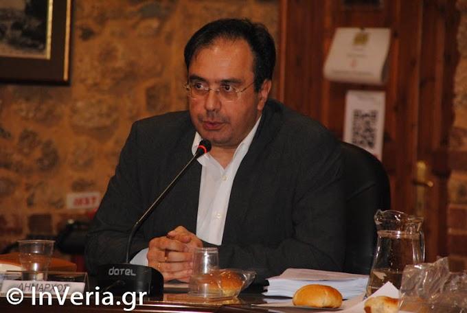 Δήμαρχος Βέροιας: Να κηρυχθεί ο Δήμος σε κατάσταση έκτακτης ανάγκης