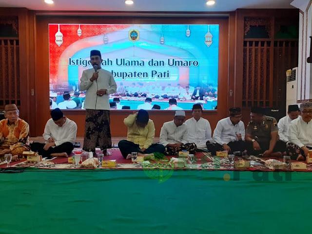 Istighotsah Ulama & Umara Kab. Pati