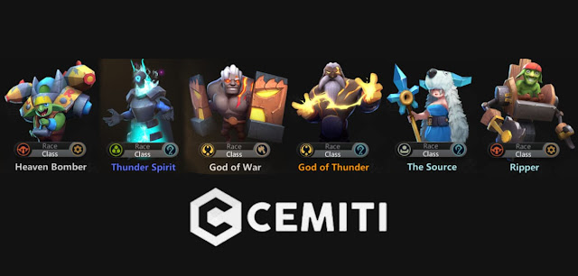 Formasi Divinity GOD Auto Chess