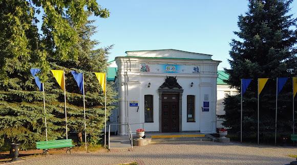 Полтава. Ул. Шведская Могила, 32. Музей истории Полтавской битвы