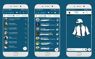 PUBG 2 Theme For YOWhatsApp & Fouad WhatsApp By Leidiane