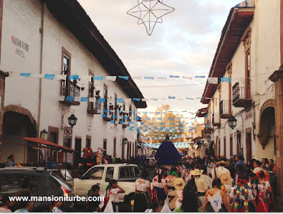 Celebrations of the Virgin of Health in Pátzcuaro