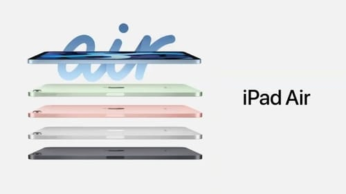 The lineup of Apple tablets and iPad Air is getting messier