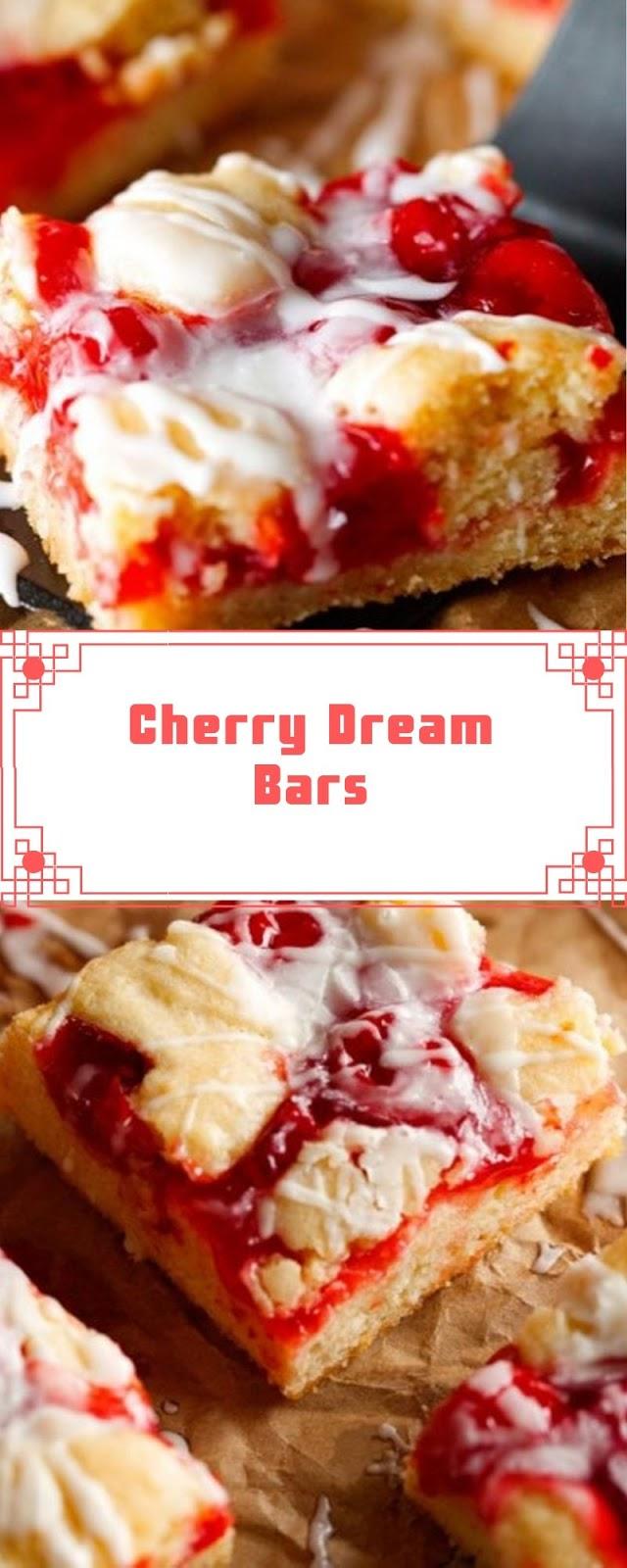 Cherry Dream Bars