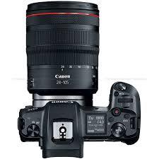 Canon EOS R DSLR Firmware Latest Driverをダウンロード