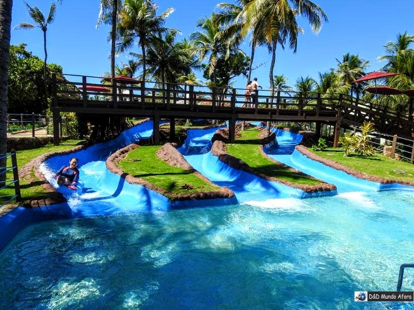 Aqua Baby - Beach Park - parque aquático do Ceará