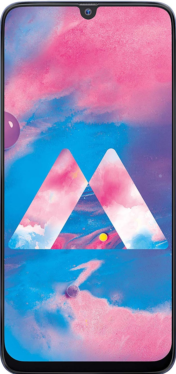 Samsung Galaxy M30 4GB Ram 64 GB Internal Storage