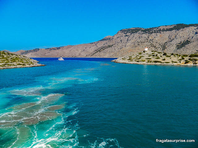 Panormitis, Grécia