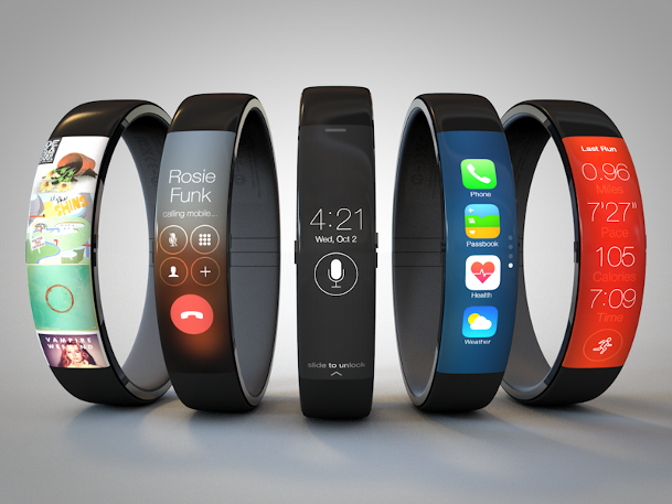 Apple Hires Another Expert At Medical Sensors For The iWatch