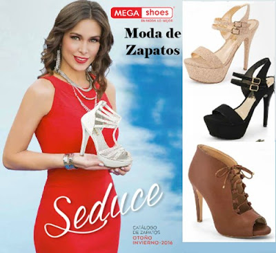 Moda de Zapatos Megashoes 2016